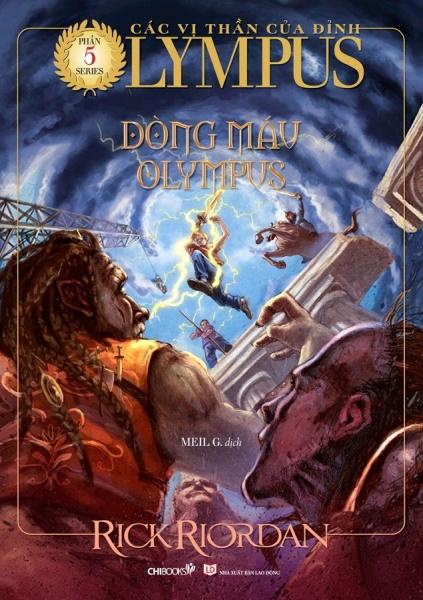 Các vị thần của đỉnh Olympus - Dòng máu Olympus