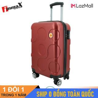 [ MIỄN PHÍ SHIP] Vali nhựa immaX X12 Vali du lịch size 20inh xách tay máy bay và size 24inch ký gửi hành lý thumbnail