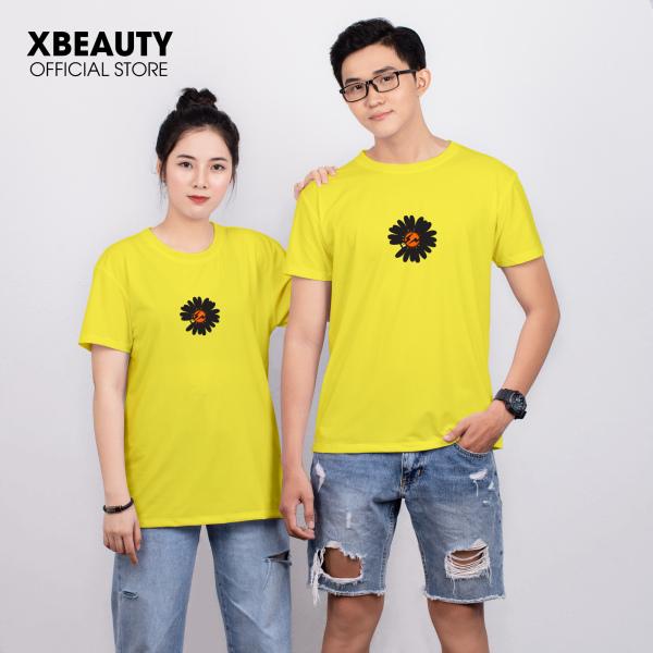 Áo thun nữ đẹp XBeauty J26 áo phông nữ vải Cotton 100% cao cấp. Có 5 màu (Đen/Đỏ/Hồng/Trắng/Vàng). Áo thun thời trang Nữ cá tính sang trọng