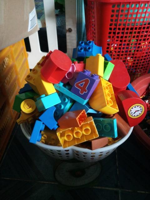 ĐỒ CHƠI LEGO LOẠI LỚN CHO BÉ Đang Khuyến Mãi