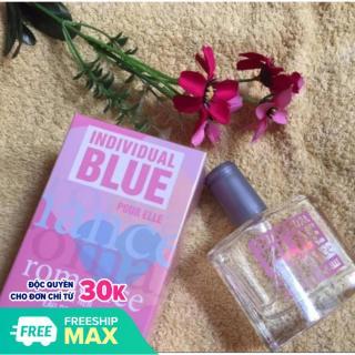 Nước Hoa Nữ Blue Romance Individual pour elle 50ml ( Hồng) thumbnail