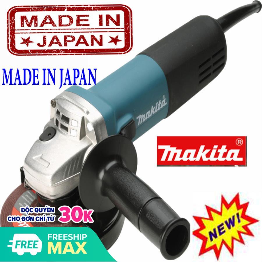 Máy mài Makita nhật bản, Máy mài cắt Makita 100% lõi đồng. MÁY MÀI CẮT MAKITA NEW CAO CẤP.Công suất 840W hoạt động mạnh mẽ Được cấu tạo từ vật liệu hợp kim nhôm và nhựa cao cấp