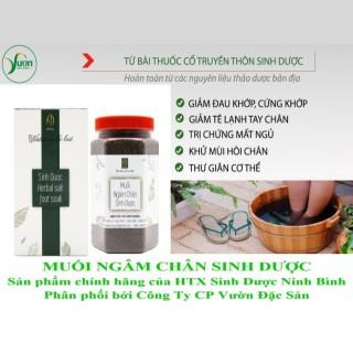 Muối ngâm chân Sinh Dược 550gr -NPP HS shop thumbnail
