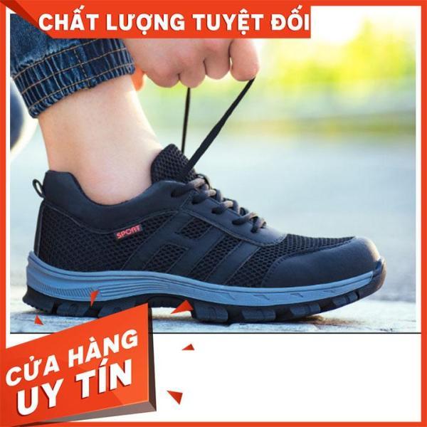 Giá bán Giày Bảo Hộ Lao Động Nam Thời Trang 2TH - 053