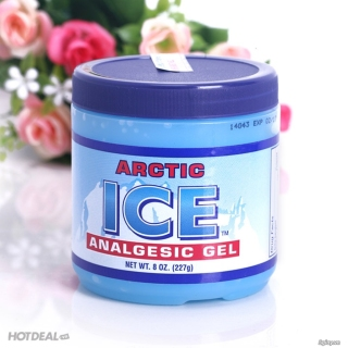 Combo 2 Hũ Dầu Lạnh Xoa Bóp Arctic Ice Analgesic Gel 227g thumbnail