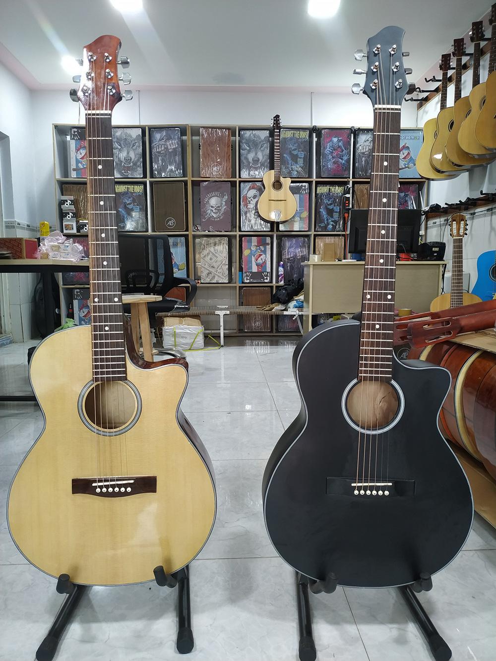 Guitar Acoustic Tập Chơi