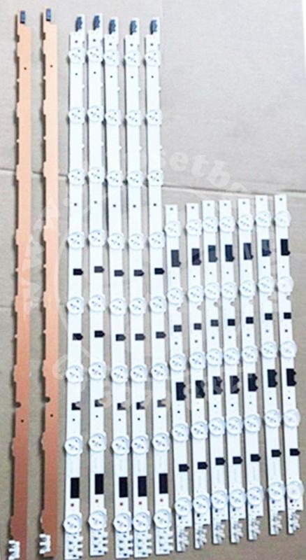 Bảng giá thanh led tivi Samsung 40F5000 /40F5500 ( 14 thanh) sử dụng cho tivi LED Samsung 40 UA40F5000 /UA40F5500  /UE40F5700 / UE40F6400