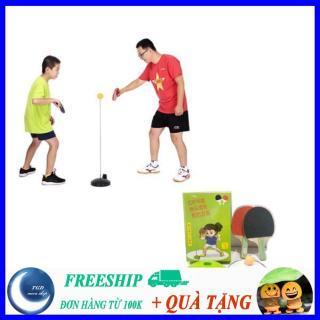 Bóng bàn luyện phản xạ Loại Tốt - Bộ đồ chơi bóng phản xạ - Dụng cụ tập đánh bóng bàn cho mọi lứa tuổi thumbnail