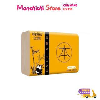 Giấy ăn gấu trúc 1 gói Monchichi Store thumbnail