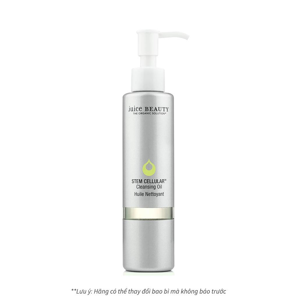 Dầu tẩy trang dưỡng da hữu cơ cao cấp Juice Beauty Stem Cellular Cleansing Oil