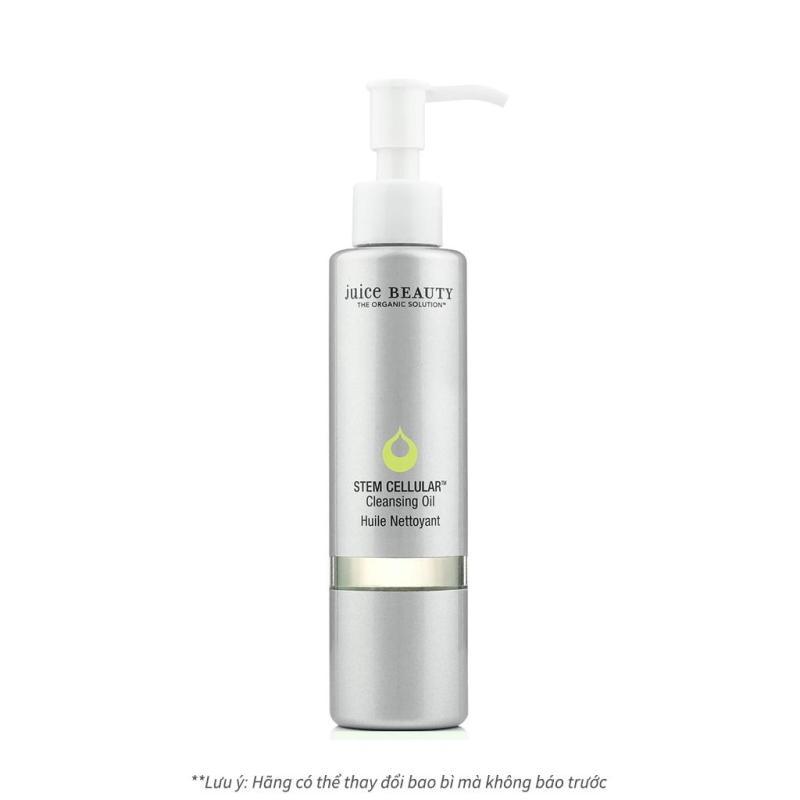 Dầu tẩy trang dưỡng da hữu cơ cao cấp Juice Beauty Stem Cellular Cleansing Oil cao cấp
