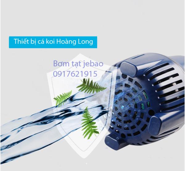 Bơm tạt Jebao LP 22000 - công suất 22 khối/h - Bơm thổi luồng hồ Koi - Bơm tiểu cảnh sân vườn - Cá koi Hoàng Long