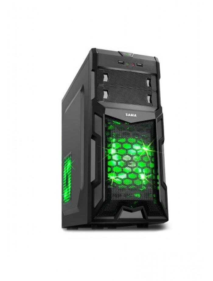 Giá Vỏ máy tính Sama 3405 Tùy chọn Kèm Fan RGB