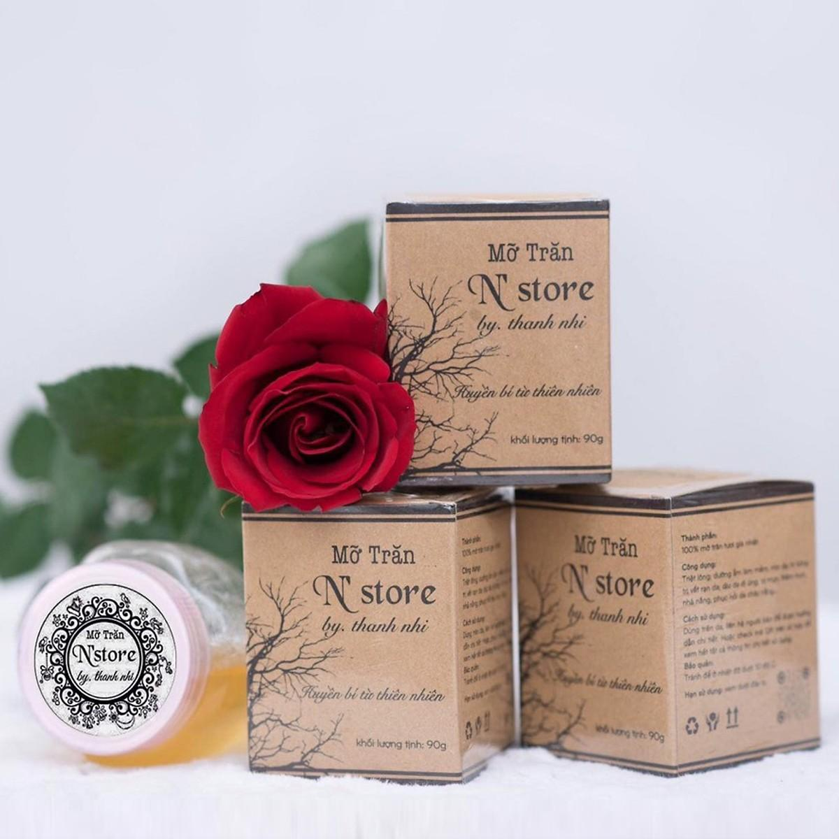 Mỡ trăn N'store – nguyên chất, chính gốc 100% tự nhiên nhập khẩu