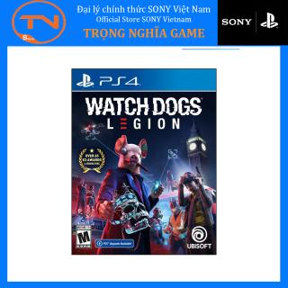 [HCM]Đĩa game PS4 - Watch Dogs Legion thumbnail