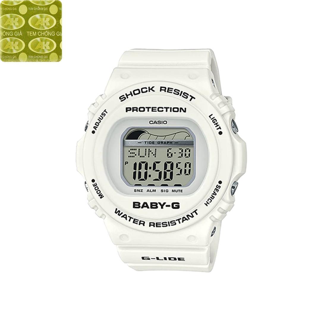 Đồng hồ Chính Hãng Casio Baby-G BLX-570-7DR bán chạy