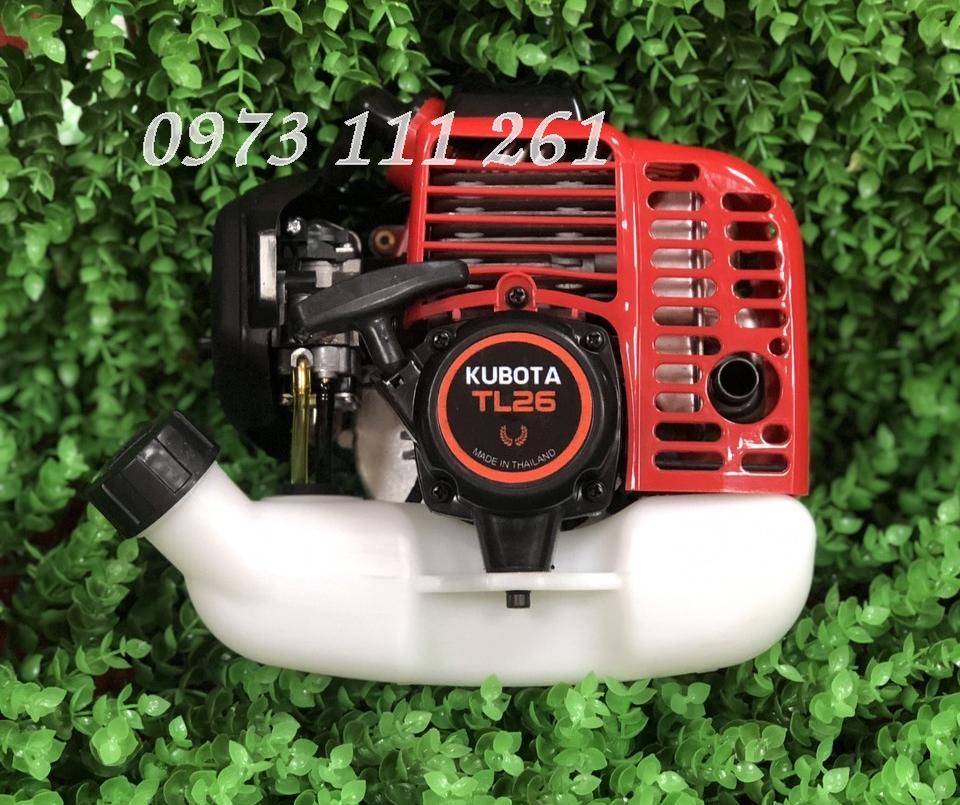 Đầu động cơ máy cắt cỏ 2 thì kubota TL26 động cơ máy cắt cỏ,bình phunth.uốc