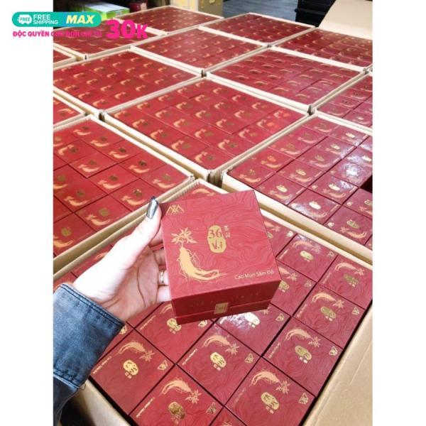 Cao Mụn Sâm Đỏ 36 Vị Hộp Lớn 15gr nhập khẩu