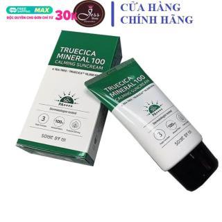 Kem Chống Nắng Some By Mi Truecica Mineral 100 Calming Suncream SPF50+ PA++++ 50ml thumbnail