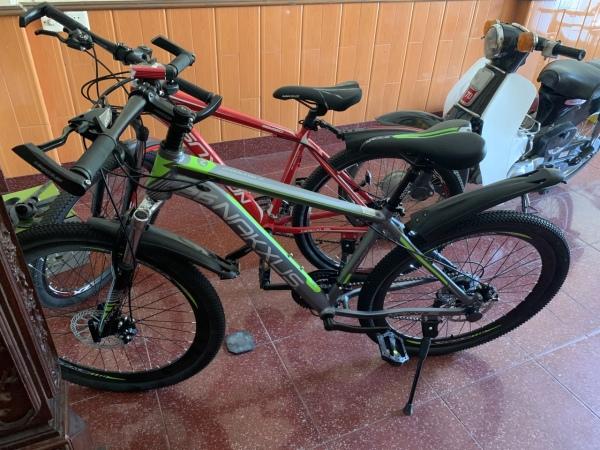 Mua Xe đạp Nakxus 26M917