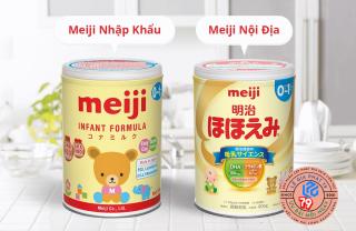 Sữa Meiji Số 0 Nhập Khẩu (0 - 1 tuổi) 800G [Sale] thumbnail