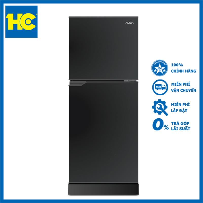 Tủ lạnh Aqua 130 lít AQR-T150FA BS - Miễn phí vận chuyển & lắp đặt - Bảo hành chính hãng