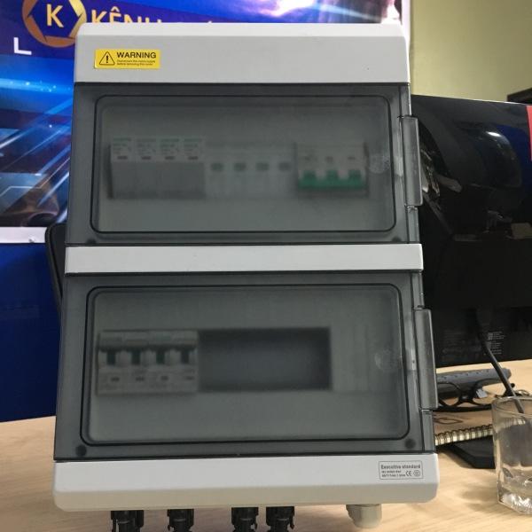Tủ điện Chống Nước Suntree Ip65 SHA-24P - Tủ Phân Phối Điện 24WAY - 24 CB Đơn - SHA-24P