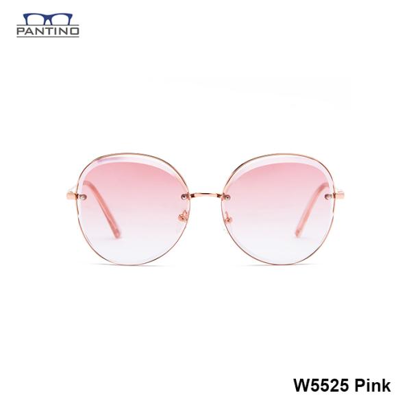 Giá bán Kính Mắt Phân Cực PANTINO Chính Hãng Hàn Quốc Chống Tia UV, Phân Cực Mã W5525 Pink