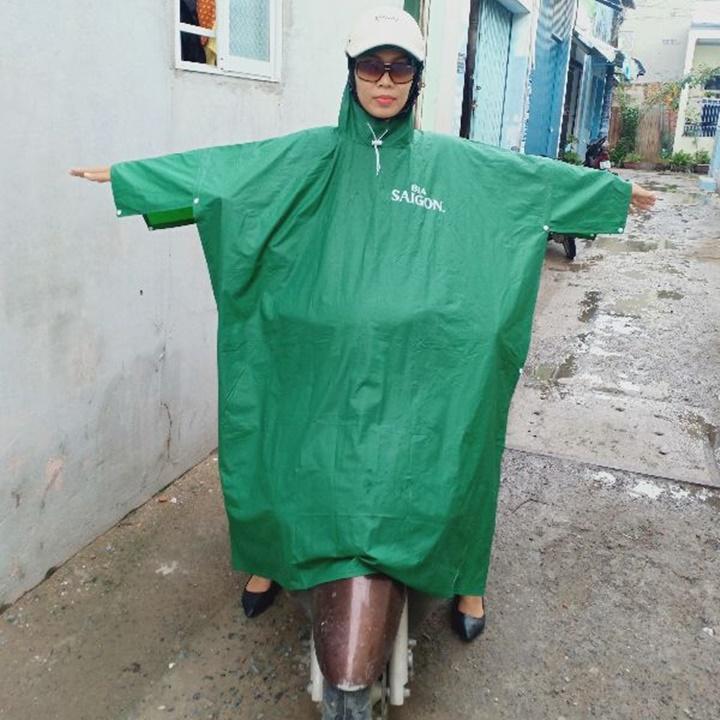 Bộ 20 cái áo mưa Sài Gòn cao cấp