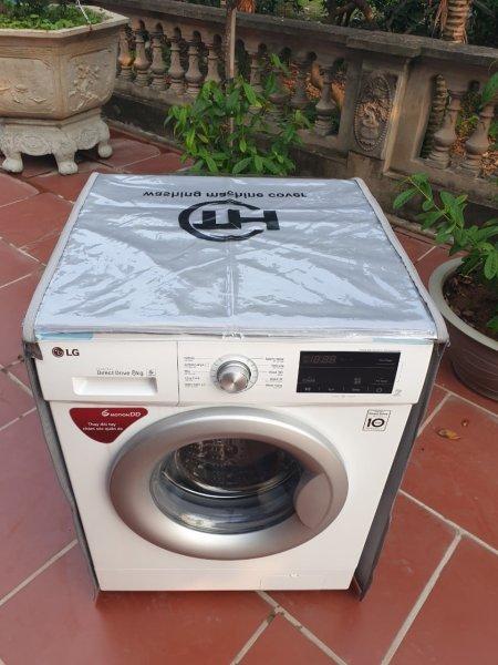 Vỏ bọc, Áo trùm máy giặt cửa ngang