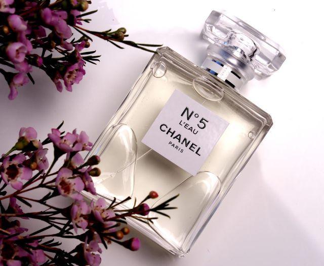 Nước Hoa Chanel N5 Leau Eau De Toilette 100ml