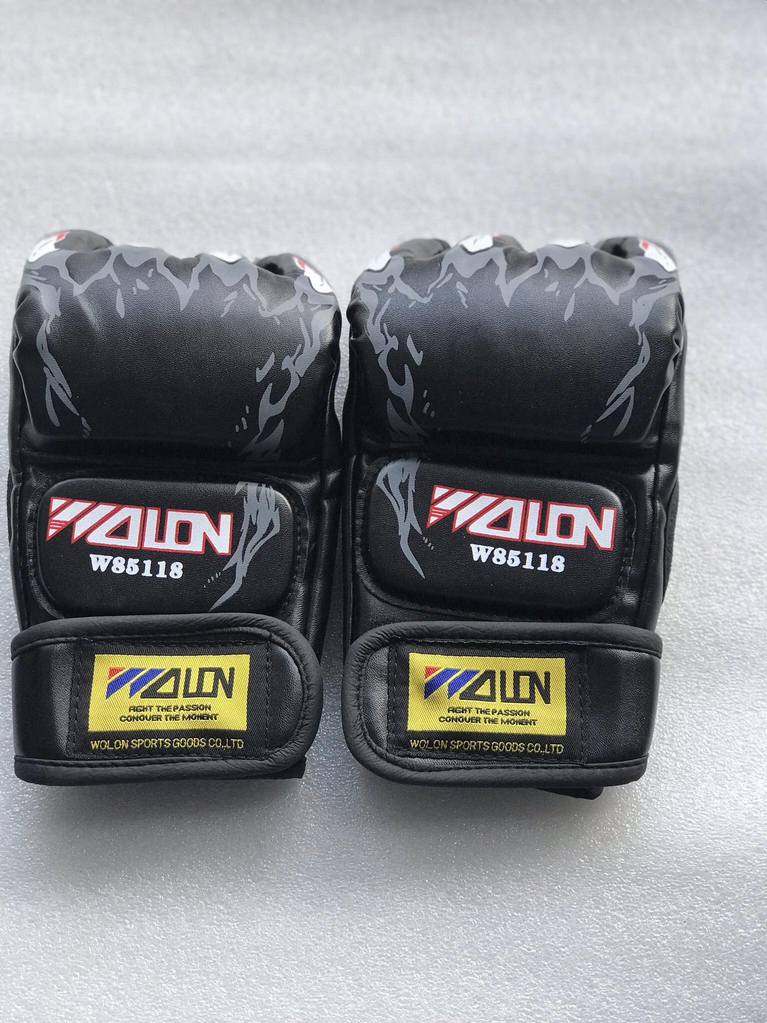Găng MMA  muya thái võ tự do nhập khẩu Nhật Bản