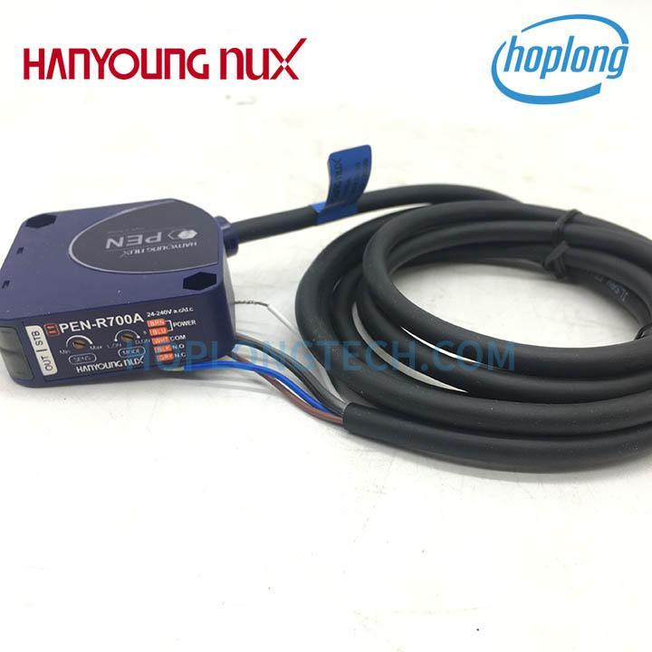 PEN-R700A Cảm biến quang Hanyoung Nux