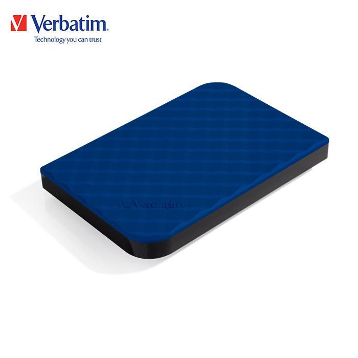 Giá Ổ cứng di động Verbatim 2.5 USB 3.0 1TB (Xanh dương)