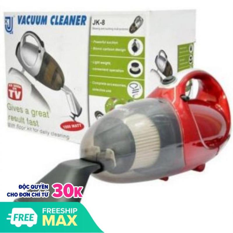 Máy hút bụi cầm tay 2 chiều Vacuum Cleaner JK8 (Đỏ)