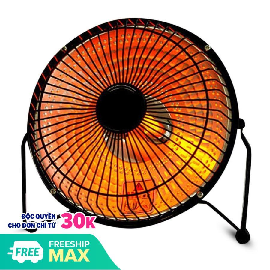 Quạt sưởi Mini Heater 4 inch(Màu ngẫu nhiên) 1000000926
