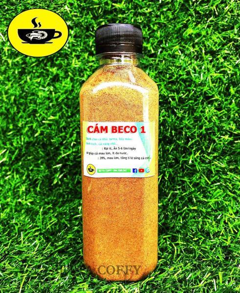 Cám BECO 1 - Thức ăn cho cá con - BETTA COFFY - 200g