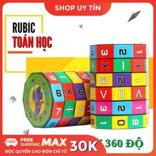 Đồ Chơi Trẻ Em Rubic Toán Học Phát Triển Khả Năng Tính Toán Kích Thích Tư Duy Trí Não Phát Triển Cho Bé Từ 4 Đến 8 Tuổi thumbnail