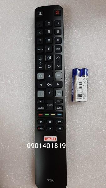 Bảng giá Điều khiển Tivi TCL/Netflit dài(hàng xịn)