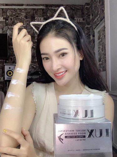Kem body Lux – Tính chất Yến Tươi nhập khẩu