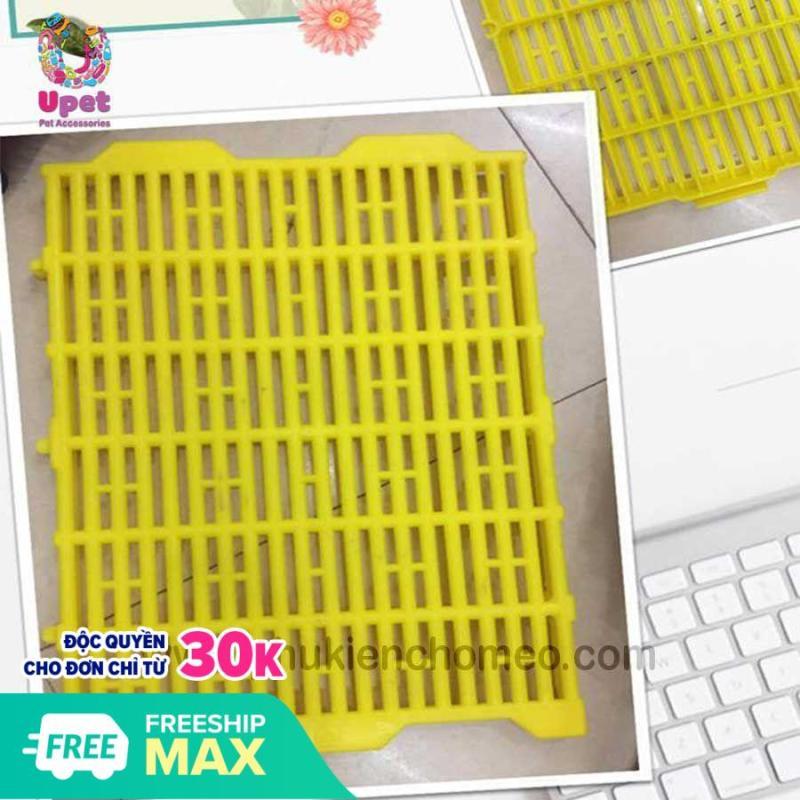 Sàn nhựa vàng Tấm lót sàn (hanpet 4711435) tấm nhựa lót sàn chó mèo