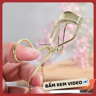 Dụng cụ bấm mi cao cấp - Kẹp bấm mi dụng cụ làm đẹp cho phái nữ - Kẹp bấm mi siêu cong - Dụng cụ make up - Bấm mi [RẺ VÔ ĐỊCH] thumbnail