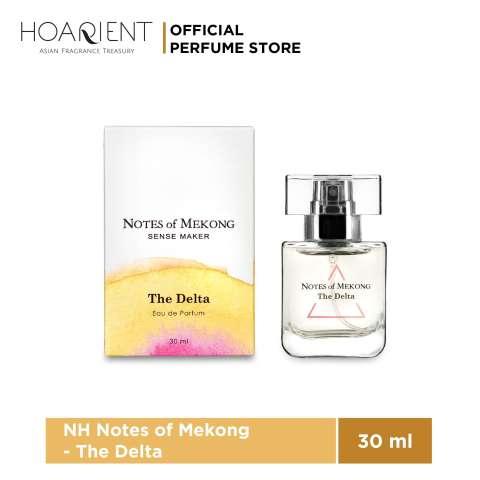 Nước Hoa Notes of Mekong The Delta 30ml [QC-Lazada]