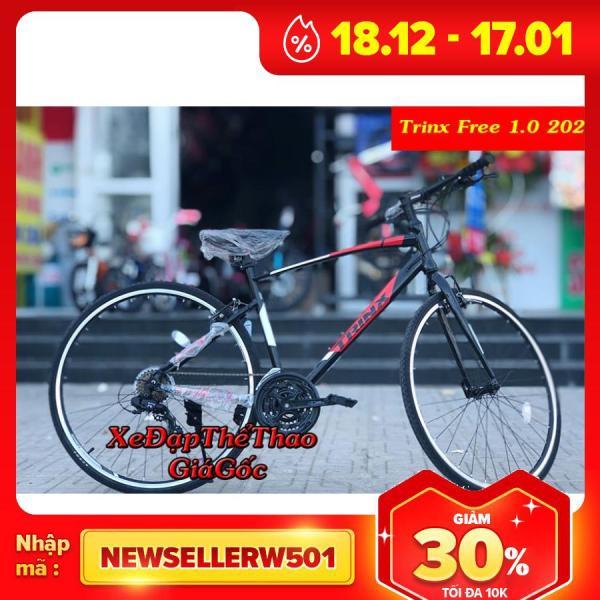 Mua [Nhập NEWSELLERW501 giảm 30% tối đa 10K] Xe đạp thể thao TrinX Free 1.0