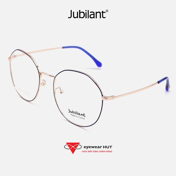 Giá bán Gọng kính Nữ chính hãng Kim loại Full rim, Phong cách Thời trang JUBILANT J90008