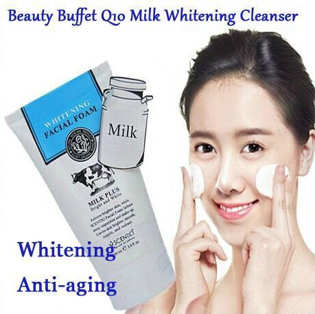 Sữa Rửa Mặt Bò Sữa Thái Lan