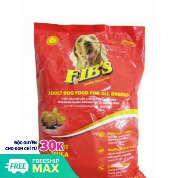 (3 loại)-FIBS - thức ăn cao cấp dạng hạt cho MỌI LOẠI CHÓ (trên 10kg) HP2911009 -thức ăn khô cho chó fib