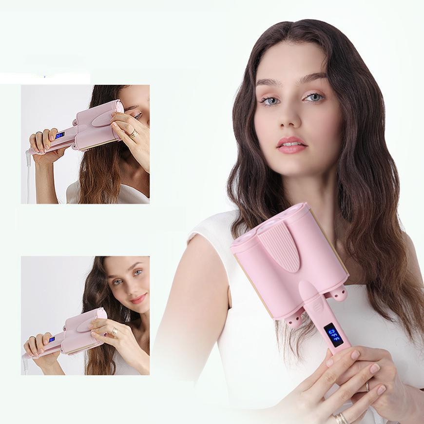 Gậy uốn xoăn tóc- Máy uốn tóc đa năng- Máy xoăn sóng - Mua online máy uốn tóc tạo kiểu chất lượng, giá tốt