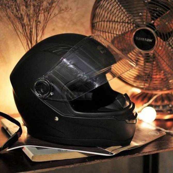 Mũ Bảo Hiểm FULL FACE M136 - Mũ bảo hiểm - Mũ bảo hiểm phượt - Mũ bảo hiểm royal - mũ fullface - Bảo Hành 1 đổi 1 trong 12 tháng 1