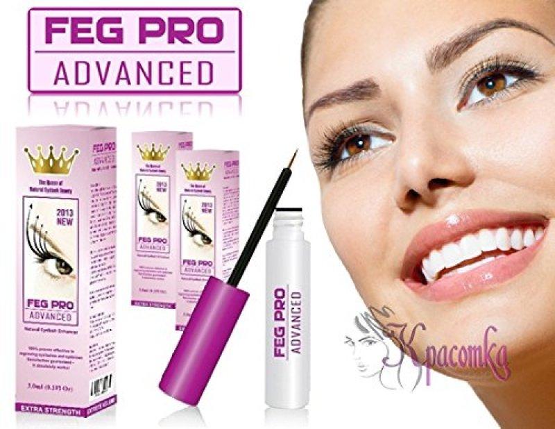 Serum Dưỡng Mi FEG Pro Advanced – Dưỡng Mi Dày, Đẹp Quyến Rũ (màu hồng) nhập khẩu